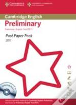 Past Paper Pack For Cambridge English Preliminary 2011 Exam Papers And Teacher'S Booklet With Audio Cd