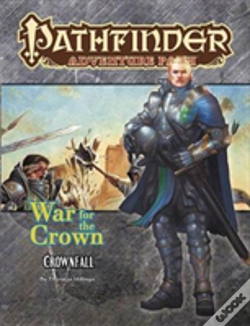 Wook.pt - Pathfinder Adventure Path: Crownfall (War For The Crown 1 Of 6)