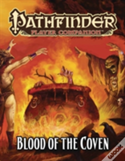 Wook.pt - Pathfinder Player Companion: Blood Of The Coven