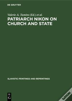 Wook.pt - Patriarch Nikon On Church And State