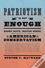 Patriotism Is Not Enough