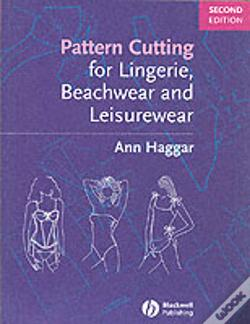 Wook.pt - Pattern Cutting For Lingerie, Beachwear And Leisurewear