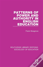 Patterns Of Power & Authority In English