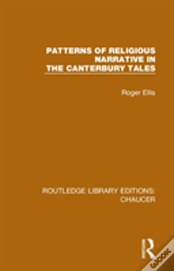 Wook.pt - Patterns Of Religious Narrative In The Canterbury Tales