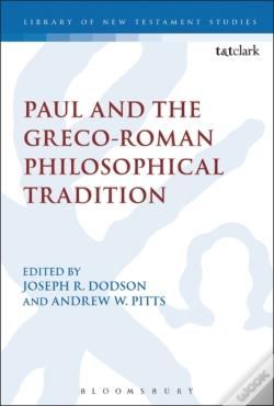 Wook.pt - Paul And The Greco-Roman Philosophical Tradition