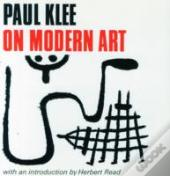 Paul Klee On Modern Art