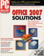 'Pc Magazine' Office 2007 Solutions