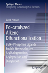 Pd-Catalyzed Alkene Difunctionalization