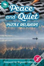 Peace And Quiet Puzzle Relaxers Vol 2
