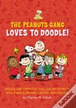 Peanuts Gang Loves To Doodle