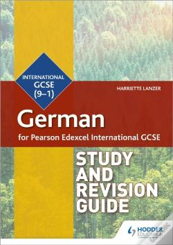 Wook.pt - Pearson Edexcel International Gcse German Study And Revision Guide
