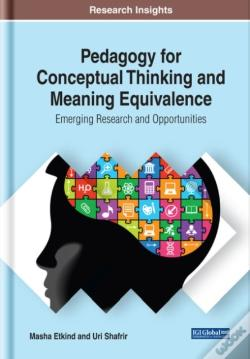 Wook.pt - Pedagogy For Conceptual Thinking And Meaning Equivalence