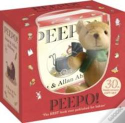 Wook.pt - Peepo Book And Toy Gift Set
