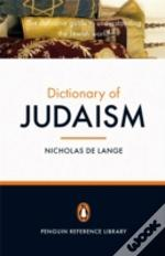 Penguin Dictionary Of Judaism