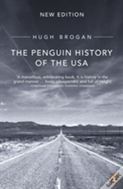 Wook.pt - Penguin History Of The United States Of America