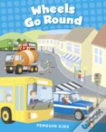 Penguin Kids 1 Wheels Go Round Reader Clil