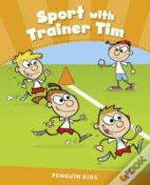 Penguin Kids 3 Sport With Trainer Tim Reader Clil