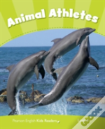Penguin Kids 4 Animal Athletes Reader Clil Ame