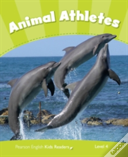 Wook.pt - Penguin Kids 4 Animal Athletes Reader Clil Ame