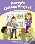 Penguin Kids 5 Harry'S Clothes Project Reader Clil