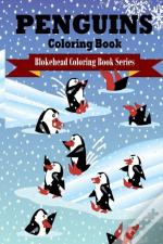 Penguins Coloring Book