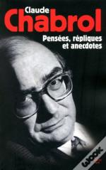 Pensees Claude Chabrol