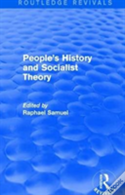 Wook.pt - People S History And Socialist Theo