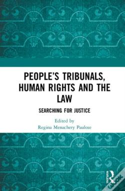 Wook.pt - People'S Tribunals, Human Rights And The Law