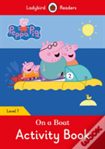 Peppa Pig Going Boating Activity Book