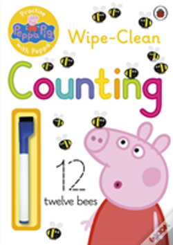Wook.pt - Peppa Pig: Practise With Peppa: Wipe-Clean Counting