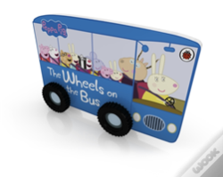 Wook.pt - Peppa Pig: The Wheels On The Bus