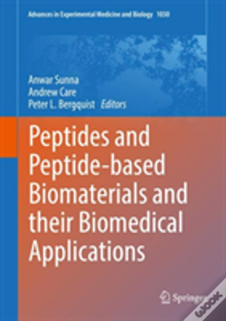 Wook.pt - Peptides And Peptide-Based Biomaterials And Their Biomedical Applications