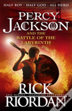 Percy Jackson And The Battle Of The