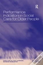 Performance Indicators In Social Care For Older People