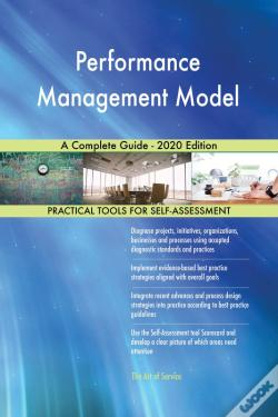 Wook.pt - Performance Management Model A Complete Guide - 2020 Edition