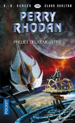 Perry Rhodan N358 - Volume 132 Der Fluch Der Kosm Okratin (1re Moitie) Avril 2018