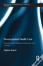 Person-Centred Health Care