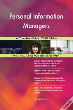 Wook.pt - Personal Information Managers A Complete Guide - 2020 Edition