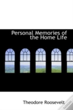 Wook.pt - Personal Memories Of The Home Life
