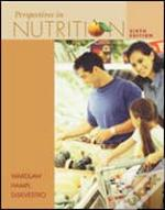 Perspectives In Nutritionwith Olc Bind-In Card