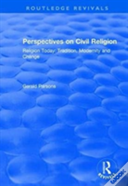 Wook.pt - Perspectives On Civil Religion