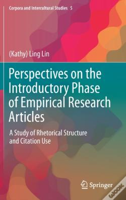 Wook.pt - Perspectives On The Introductory Phase Of Empirical Research Articles