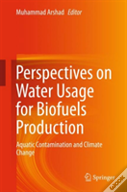 Wook.pt - Perspectives On Water Usage For Biofuels Production