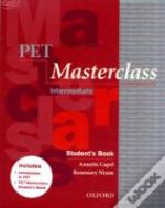 Pet Masterclass: Student'S Book And Introduction To Pet Pack