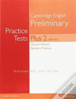 Pet Practice Tests Plus 2 Students' Book With Key