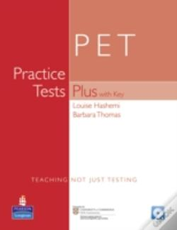Wook.pt - Pet Practice Tests Plus With Key Ne And Audio Cd Pack