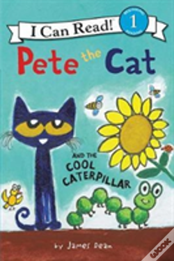 Wook.pt - Pete The Cat And The Cool Caterpillar