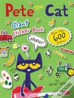 Pete The Cat Giant Sticker Book