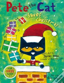 Wook.pt - Pete The Cat Saves Christmas