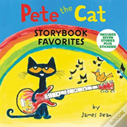 Wook.pt - Pete The Cat Storybook Favorites